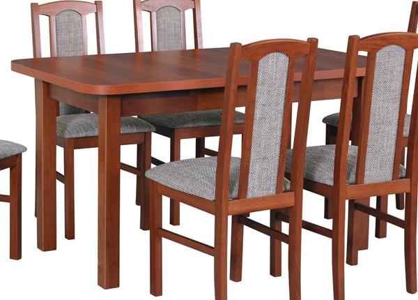 Jatkettava ruokapöytä 140-180x80 cm CM-137152