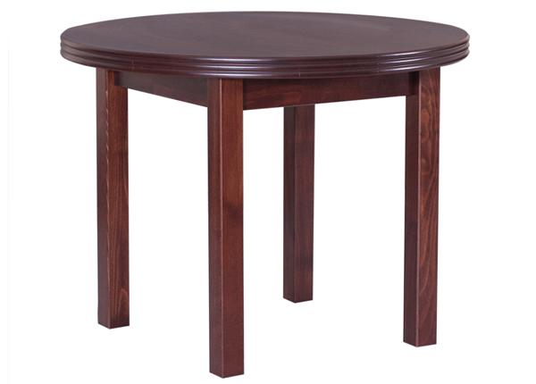 Jatkettava ruokapöytä 100-140x100 cm CM-137197