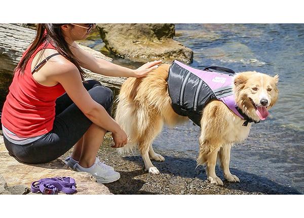 Koirien pelastusliivi koko L MH-137208