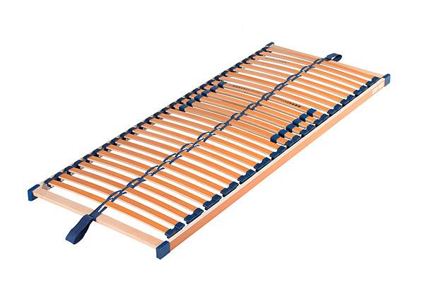 Sängyn pohjakehikko EUROFLEX 100 90x200cm SM-137450
