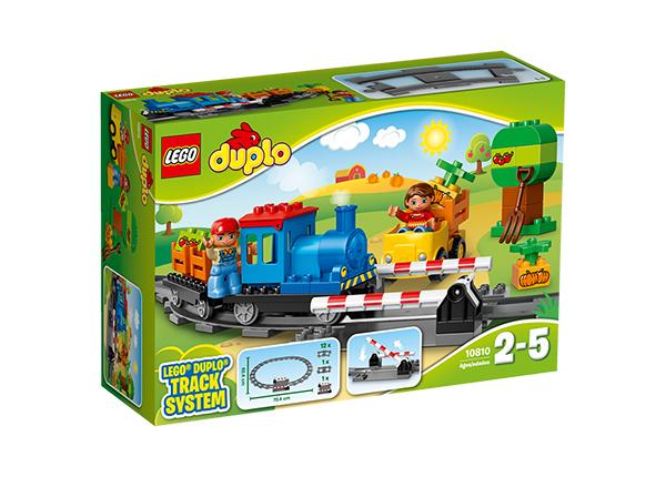 LEGO Duplo TYÖNNETTÄVÄ JUNA RO-137460