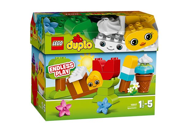 LEGO Duplo laatikko RO-137466