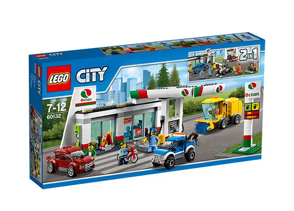 LEGO City PALVELUASEMA RO-137477