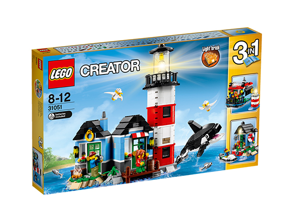 LEGO Creator MAJAKKA RO-137479