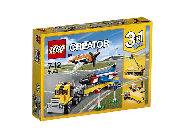Ilmavoimien sankarit LEGO Creator