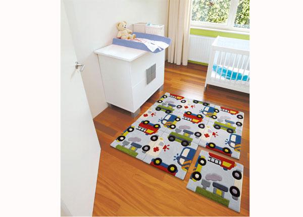 Lasten matto 150x150 cm A5-137523
