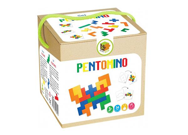 Lelupakkaus PENTOMINO NU-137898
