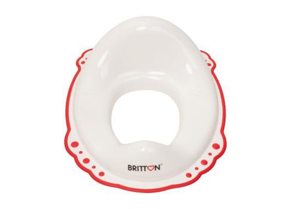 Kumireunainen wc-istuin BRITTON SB-138016