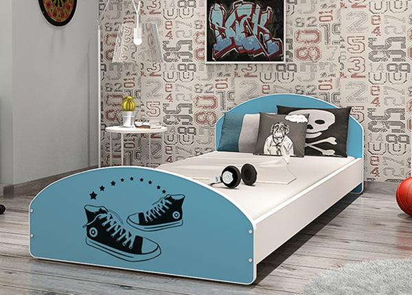 Nuorten sänky 90x200 cm + patja TF-138296