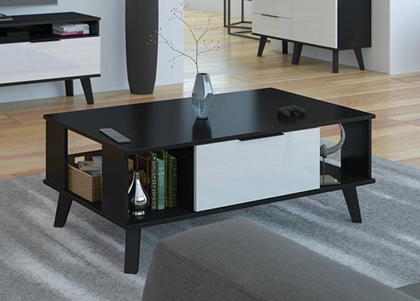 Sohvapöytä 120x65 cm TF-138414