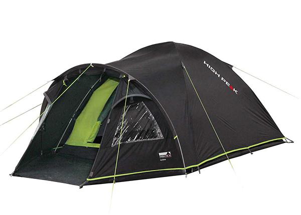 Teltta HIGH PEAK BTALOS 4 tummanharmaa/vihreä HU-138737