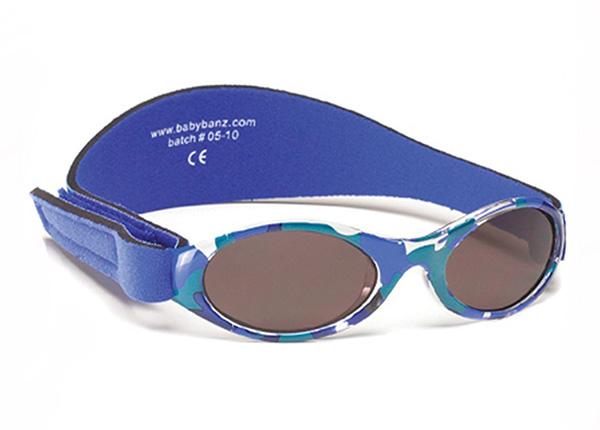 Aurinkolasit siniset camo 2-5 vuotiaille SR-138764