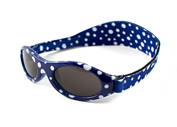Aurinkolasit siniset täplikkäät 2-5 vuotiaille SR-138769