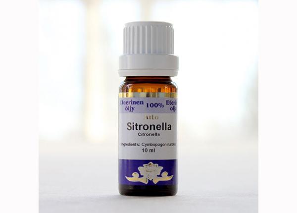 Eteerinen öljy SITRONELLA 10 ml TQ-138771