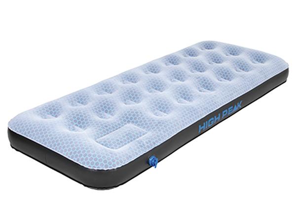 Ilmapatja HIGH PEAK SINGLE Comfort Plus harmaa/sininen/musta HU-138828