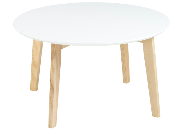 Sohvapöytä MOLINA Ø 80 cm GO-138930