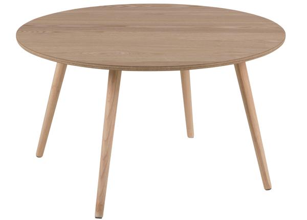 Sohvapöytä STANFFORD Ø 80 cm GO-138932