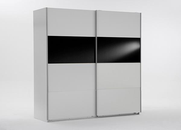 Vaatekaappi liukuovilla EASY PLUS h236 cm SM-138987