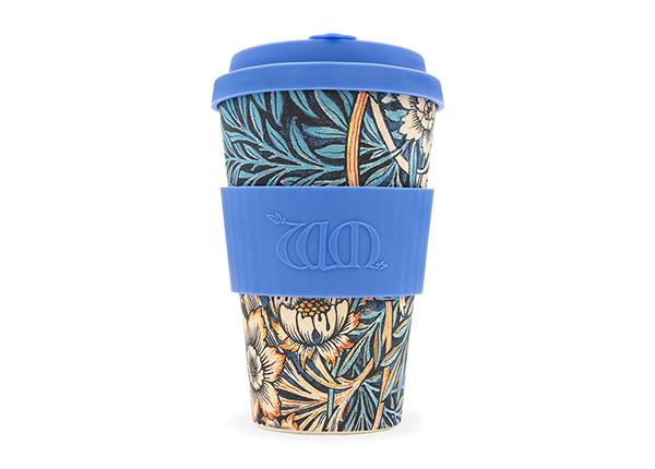 Kahvimuki ECOFFEE CUP WILLIAM MORRIS 400 ml M1-139011