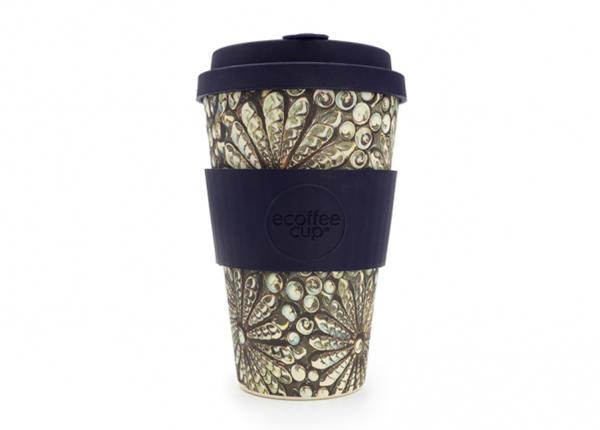 Kahvimuki ECOFFEE CUP STEIN UND HOLZ 400 ml M1-139018
