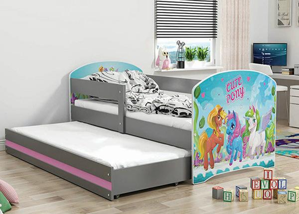 Lasten sänkyryhmä 2-le 80x160 cm TF-139019