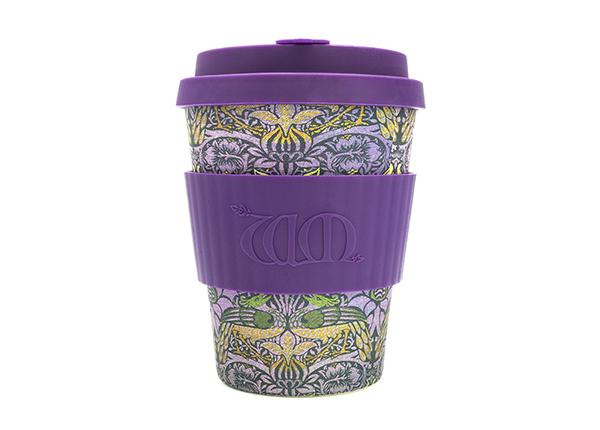 Kahvimuki ECOFFEE CUP WILLIAM MORRIS 340 ml M1-139032