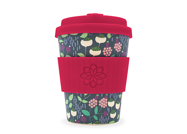 Kahvimuki ECOFFEE CUP TINY GARDEN 340 ml M1-139061