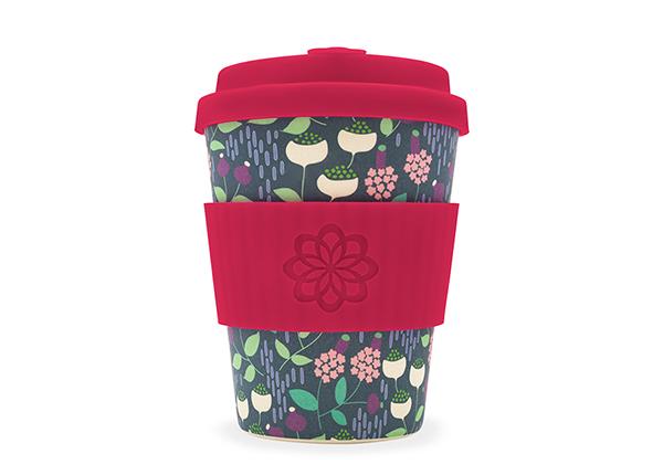 Kahvimuki ECOFFEE CUP TINY GARDEN 340 ml M1-139061