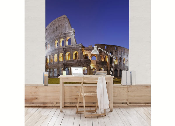 Fleece-kuvatapetti ILLUMINATED COLOSSEUM ED-139298