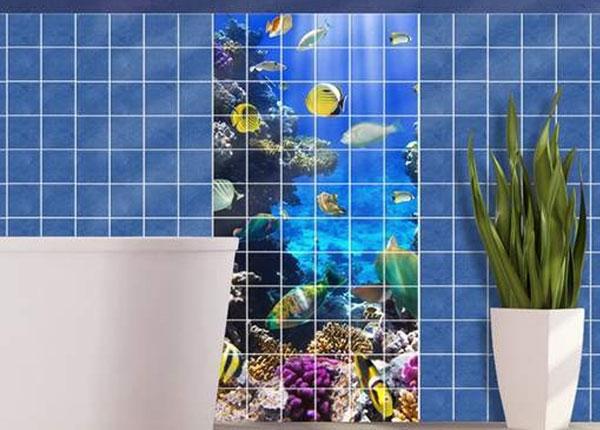 Tarrat seinälaatoille UNDERWATER DREAMS, 60x120 cm