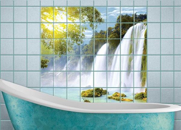 Tarrat seinälaatoille AMAZON WATERS 120x120 cm