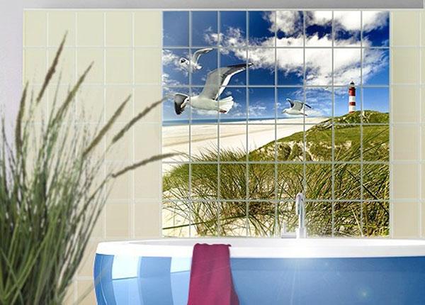 Tarrat seinälaatoille DUNE BREEZE, 120x120 cm