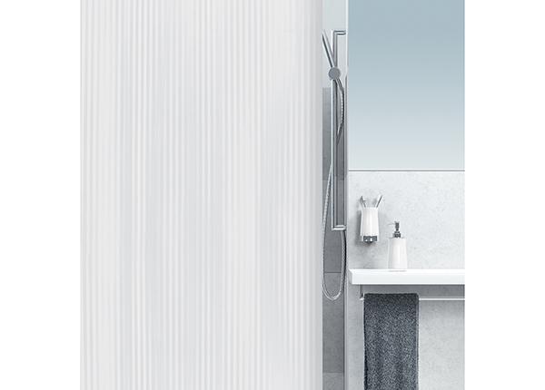 Suihkuverho TWILL 180x200 cm UR-139563