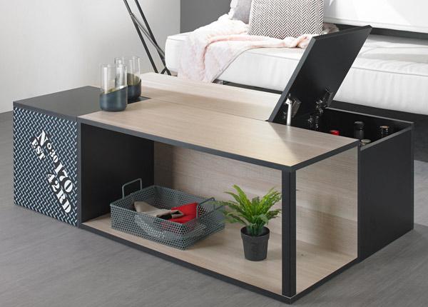Sohvapöytä DOCK 120x70 cm MA-140000