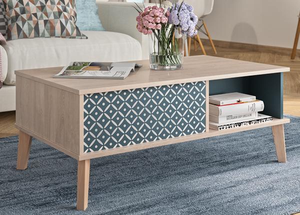 Sohvapöytä BELLA 100x60 cm MA-140157