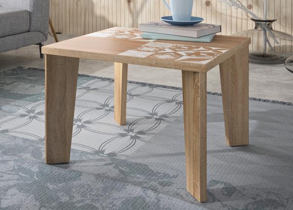 Sohvapöytä ARTIC 60x60 cm MA-140165