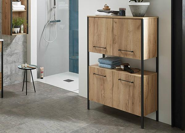 Kylpyhuoneen kaappi GINTANO SM-140255