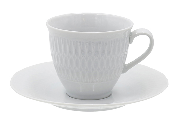 Kahvikuppi ja asetti SOFIA 220 ml 6 kpl ET-140429