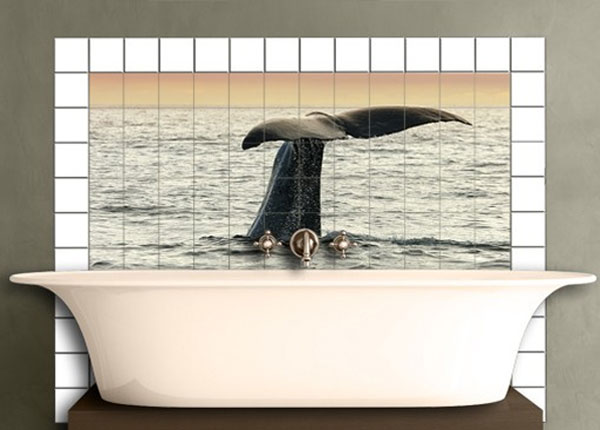 Tarrat seinälaatoille DIVING WAHLE 60x120 cm ED-140498