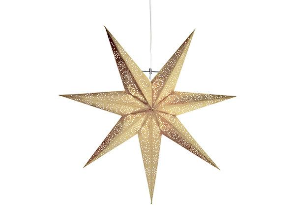 Tähti ANTIQUE 60 cm kul AA-140586