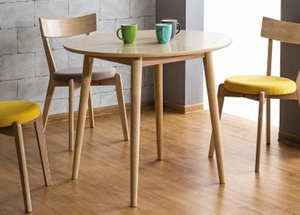 Ruokapöytä NELSON Ø 90 cm WS-140747