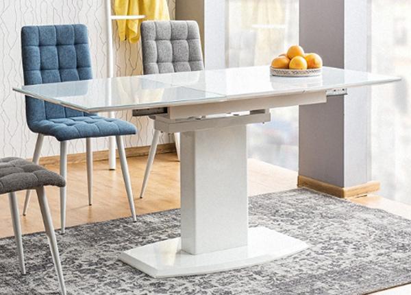 Jatkettava ruokapöytä AUSTIN 80x120-160 cm WS-140752