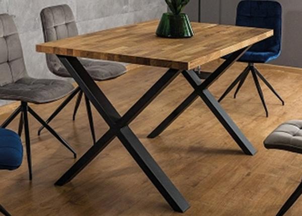 Ruokapöytä XAVIERO II 150x90 cm WS-140857