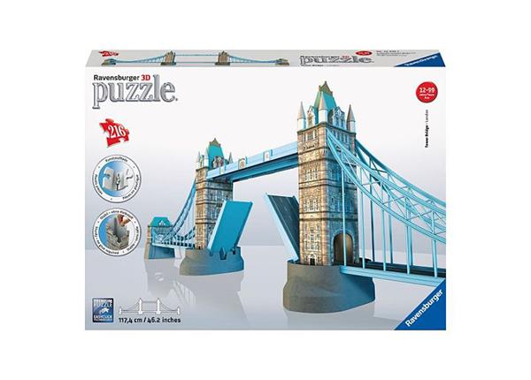 3D palapeli TOWER BRIDGE 216 palaa RO-141052
