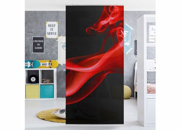Paneeliverho RED HOT 250x120 cm ED-141222