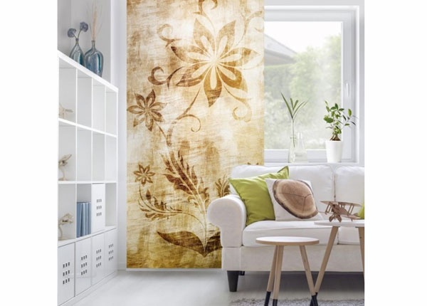 Paneeliverho WOODEN FLOWER 250x120 cm ED-141226