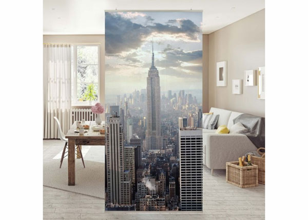 Paneeliverho SUNRISE IN NEW YORK 250x120 cm ED-141231