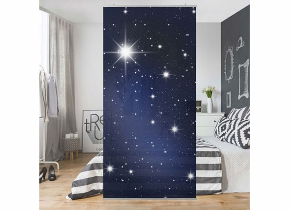 Paneeliverho STARS 250x120 cm ED-141232