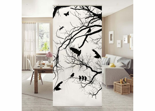 Paneeliverho VINTAQGE TREE IN THE SKY 250x120 cm ED-141237