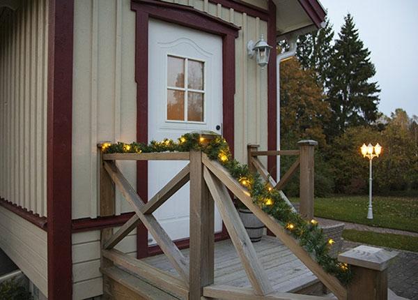 Seppele ALASKA LED valoilla 270 cm AA-141249